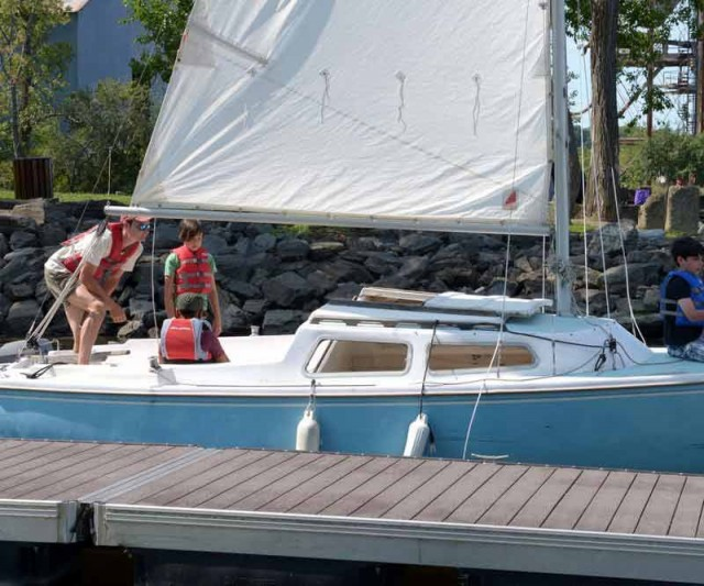 Keelboat Docking - Part 1 - Planning and Preparation