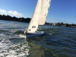 Teaching Upwind Sail Trim