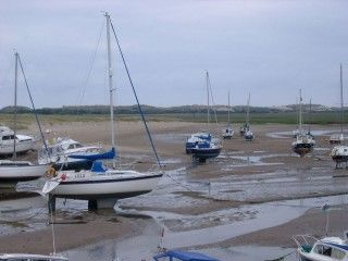 Low Tide Launching/Docking